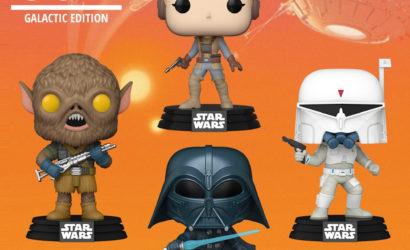 Funko Virtual Con 2020 Star Wars Exclusives vorgestellt