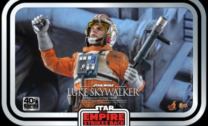 Alle Infos zum Hot Toys 1/6th Scale Luke Skywalker (Snowspeeder Pilot)