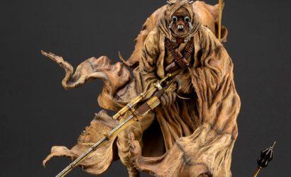 Kotobukiya ArtFX Artist Series Tusken Raider in 1/7 vorgestellt