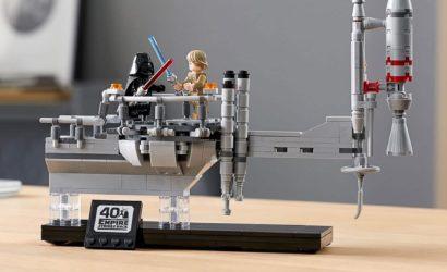 LEGO Star Wars 75294 Bespin Duel aufgetaucht