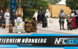 Noris Force Con 6 – Spendenpartner verkündet
