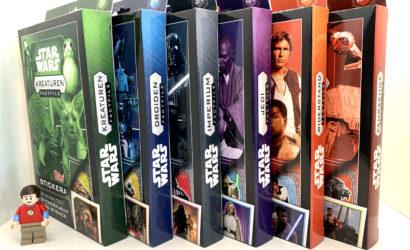 """TOPPS Star Wars """"Fact Files"""" Sticker-Box – Review und Gewinnspiel"""
