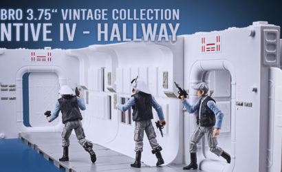 "Neues Hasbro 3.75″ Vintage Collection ""Tantive IV Hallway""-Playset vorgestellt"