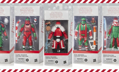 Hasbro Black Series 6″ Christmas Troopers 2020: Alle Infos und Bilder zur Holiday Edition