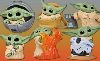 "Hasbro The Child ""Bounty Collection"" Series 2 vorgestellt"