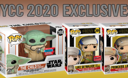 Funko POP! Star Wars: Drei neue Exclusives für die NYCC 2020 vorgestellt