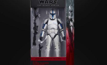 Hasbro 6″ Black Series Clone Trooper Lieutenant (Phase I): Alle Infos