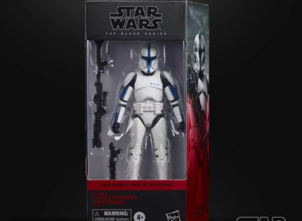 Hasbro 6″ Black Series Clone Trooper Lieutenant (Phase I): Alle Infos