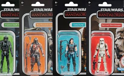 "Hasbro 3.75″ Vintage Collection ""Carbonized""-Figuren: Ab sofort vorbestellbar"