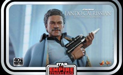 Hot Toys Lando Calrissian 1/6th Scale-Figur vorgestellt