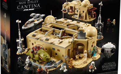 LEGO Star Wars 75290 Mos Eisley Cantina: Verkauf regulär gestartet