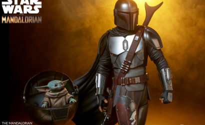 Sideshow The Mandalorian 1/4th Scale Premium Format-Statue angekündigt
