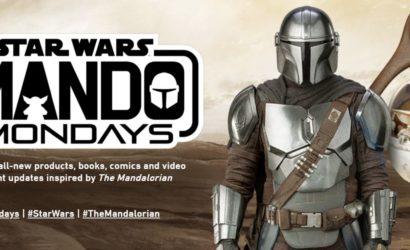 """Alle Infos zu den Star Wars """"Mando Mondays"""""""