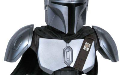 Diamond Select Toys 1/2 Scale The Mandalorian (Beskar Armor) Legends in 3D-Büste: Alle Infos