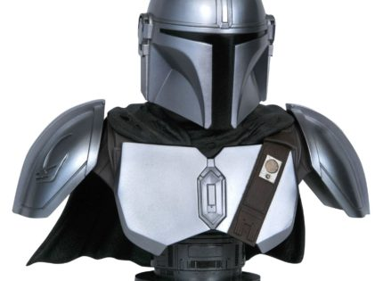 Diamond Select Toys 1/2 Scale The Mandalorian (Beskar Armor) Legends in 3D-Büste: Alle Infos