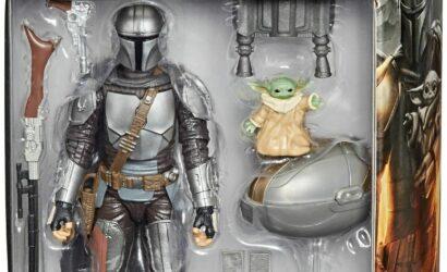 Hasbro Black Series 6″ Din Djarin & The Child-Set: Alle Infos und Bilder