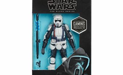 Hasbro Black Series 6″ Gaming Greats Scout Trooper: Alle Bilder und Pre-Order