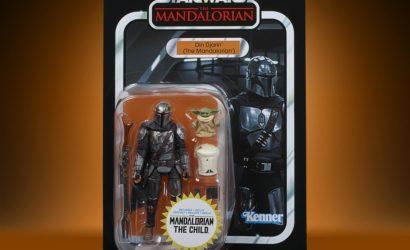 Hasbro TVC 3.75″ Din Djarin & The Child-Pack: Bei Smyth's Toys verfügbar
