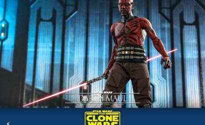 Hot Toys 1/6th Scale Darth Maul (Clone Wars) (TMS024): Alle Infos und Bilder