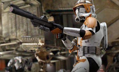 Hot Toys Commander Cody 1/6th Scale Figure: Finale Bilder