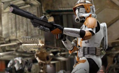Hot Toys Commander Cody 1/6th Scale Figure: Finale Bilder