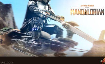 Mando Mondays: Teaser zu neuen Hot Toys Sixth- & Quarter Scale-Collectibles