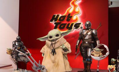 Mando Mondays: Weitere Bilder zu neuen Hot Toys Sixth- & Quarter Scale-Collectibles