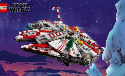LEGO Ideas: Star Wars Christmas-Bauwettbewerb gestartet
