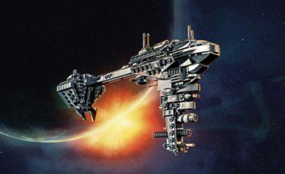 LEGO Star Wars 77904 Nebulon-B Frigate: Bauanleitung veröffentlicht