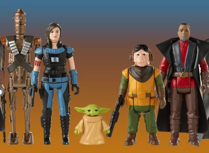 Hasbro The Mandalorian 3.75″ Retro Collection – Wave 3: Alle Infos und Bilder