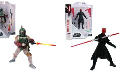 Star Wars Select 7″-Actionfiguren von Diamond Select Toys: Hierzulande verfügbar