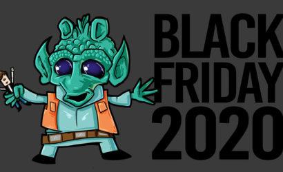 Black Friday 2020: Viele Deals für Star Wars-Sammler im Überblick