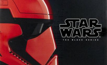 Hasbro Black Series Captain Cardinal Electronic Helmet: Vorbestellung verfügbar
