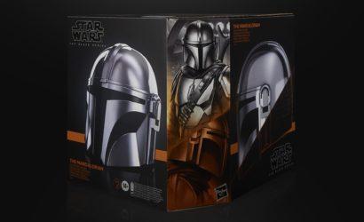 Hasbro Black Series The Mandalorian Electronic Helmet: Vorbestellung gestartet