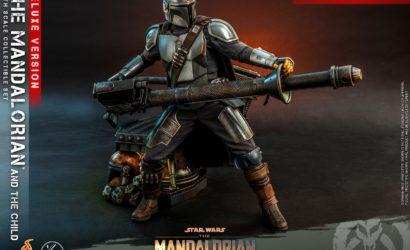 Hot Toys The Mandalorian & The Child 1/4th Scale-Figuren: Alle Infos und Bilder