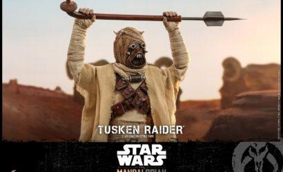 Hot Toys 1/6th Scale Tusken Raider: Offiziell vorgestellt