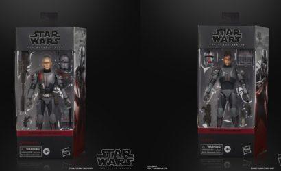 Hasbro Black Series 6″ The Bad Batch – Hunter & Crosshair: Offizielle Bilder der Boxen
