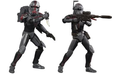 Hasbro Black Series 6″ The Bad Batch – Hunter & Crosshair: Erstes Bild der Box