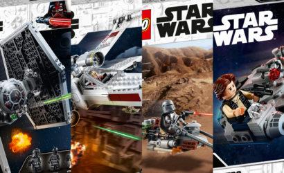 LEGO Star Wars 2021 Januar-Sets: Ab sofort verfügbar