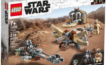 LEGO Star Wars 75299 Trouble on Tatooine: Erste Infos und Bilder zur Neuankündigung