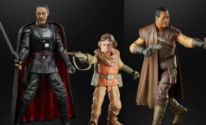 Hasbro Black Series 6″ Moff Gideon, Greef Karga & Kuill: Vorbestellung gestartet