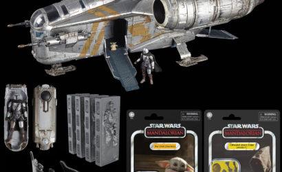 Hasbro 3.75″ The Vintage Collection Razor Crest: Alle Informationen zum HasLab-Projekt