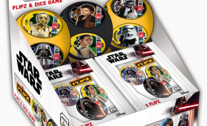 """TOPPS Star Wars """"Flipz"""" – Review und Gewinnspiel"""