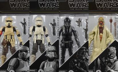Hasbro Black Series 6″ Archive – Wave 4: Vorbestellung verfügbar