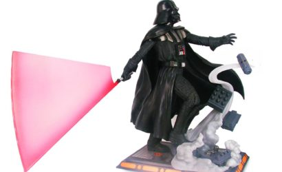 Diamond Select Toys Darth Vader Gallery Diorama: Alle Infos und Bilder