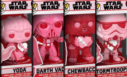 Funko POP! Star Wars Valentinstag POP!-Wackelköpfe: Alle Infos und Bilder
