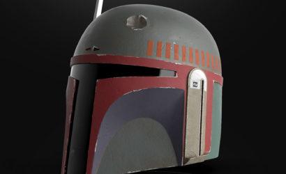 Hasbro Black Series Boba Fett (Re-Armored) Electronic Helmet: Alle Infos und Bilder