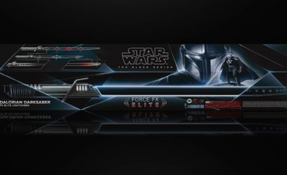 Hasbro Black Series The Mandalorian Darksaber Force FX Elite Lichtschwert: Für 188,24 € bei Amazon Spanien