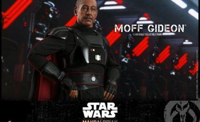 Hot Toys 1/6th Scale Moff Gideon: Alle Infos und Bilder zur Neuankündigung
