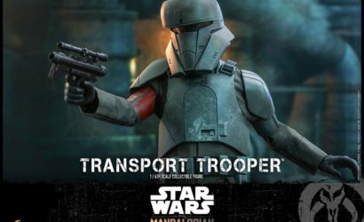 Hot Toys 1/6th Scale Transport Trooper (TMS030): Alle Infos und Bilder